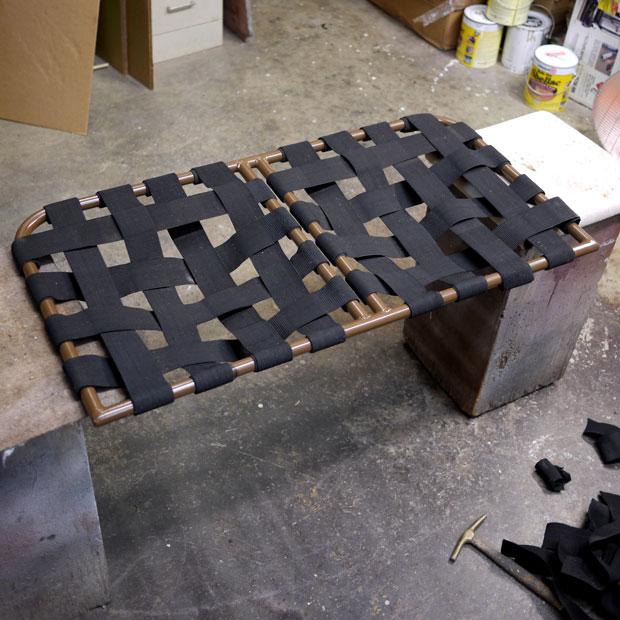 Loose Chair Webbing